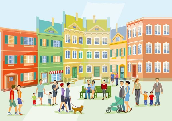 Nachbarschaftsmarketing