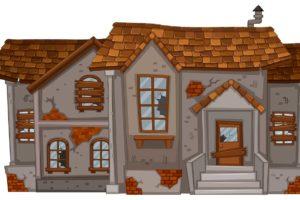 Immobilie-geerbt