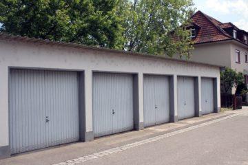 ++RESERVIERT++  5 Einzelgaragen und 1 großer PKW-Stellplatz in Lörrach (Stetten), 79540 Lörrach / Stetten, Einzelgarage