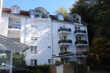 ++VERKAUFT++  Große 2 Zi.-Stadt-Wohnung ganz oben, mit Aufzug in Lörrach, 79539 Lörrach, Etagenwohnung
