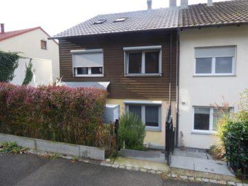 ++VERKAUFT++  Schicke Doppelhaushälfte im Grünen mit vielen Extras, 79639 Grenzach-Wyhlen, Doppelhaushälfte