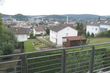 ++VERMIETET++ Große 2,5 Zi.-Wohnung in Aussichtslage von Lörrach, 79539 Lörrach, Etagenwohnung