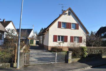 ++VERKAUFT++ Der Traum vom Haus mit viel Garten/Grundstück, 79418 Schliengen, Einfamilienhaus