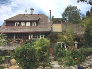 ++VERKAUFT++ Landsitz mit Wiesen und Waldbesitz in herrlicher Natur, 79682 Todtmoos, Einfamilienhaus