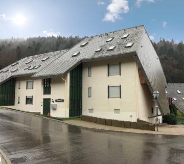 ++VERKAUFT++ 1-Zi.-Appartment im Schwarzwälder Luftkurort, 79682 Todtmoos, Etagenwohnung