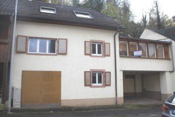 ++VERKAUFT++ Altes Haus für neue Ideen – Renovierungsobjekt-, 79541 Lörrach, Einfamilienhaus