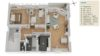++VERKAUFT++Inspiratives Mehrfamilienhaus individuell nutzbar - Grundriss 1. OG