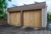 ++VERKAUFT++Inspiratives Mehrfamilienhaus individuell nutzbar - Garagen