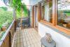 ++VERKAUFT++ Klassischer Baustil + moderner Chic = exklusives Reihenendhaus - Balkon