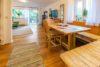 ++VERKAUFT++ Klassischer Baustil + moderner Chic = exklusives Reihenendhaus - Esszimmer