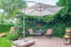 ++VERKAUFT++ Klassischer Baustil + moderner Chic = exklusives Reihenendhaus - Terrasse