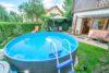 ++VERKAUFT++ Klassischer Baustil + moderner Chic = exklusives Reihenendhaus - Pool