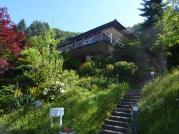++RESERVIERT++  Charakterhaus in exponierter Lage. 9 Zimmer Wohngenuss., 79585 Steinen / Hofen, Zweifamilienhaus