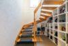 ++VERKAUFT++  So will ich wohnen! Familientraum mit Garten - Treppenaufgang