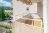 ++VERKAUFT++  5-Zi.-Wohnung inkl. Panoramablick in zentraler Lage in Lörrach - Balkon
