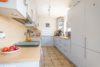 ++VERKAUFT++  Große 4,5 Zi.-Wohnung: Ambiente plus Dachloggia - Küche