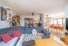 ++VERKAUFT++  Große 4,5 Zi.-Wohnung: Ambiente plus Dachloggia - Wohn-Ess-Bereich 2