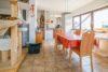 ++VERKAUFT++  Große 4,5 Zi.-Wohnung: Ambiente plus Dachloggia - Essbereich