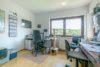 ++VERKAUFT++  Große 4,5 Zi.-Wohnung: Ambiente plus Dachloggia - Arbeitszimmer