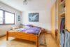 ++VERKAUFT++  Große 4,5 Zi.-Wohnung: Ambiente plus Dachloggia - Schlafen