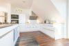 ++VERKAUFT++  Penthouse exklusiv: Loft-Design, individuelle Architektur, modernes Wohnen - Einbauküche