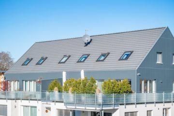 ++RESERVIERT++  Penthouse exklusiv: Loft-Design, individuelle Architektur, modernes Wohnen, 79576 Weil am Rhein, Penthousewohnung