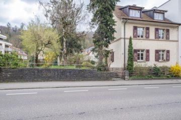 ++RESERVIERT++ Glücksgriff: Älteres Haus für ganz neue Perspektiven in zentraler Lage von LÖ, 79539 Lörrach, Einfamilienhaus