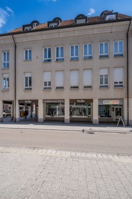 ++RESERVIERT++ Citywohnung inkl. TG-Stellplatz. Sichere Anlage oder selbst beziehen, 79539 Lörrach, Etagenwohnung