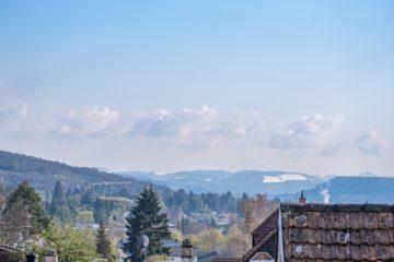 ++RESERVIERT++ Stadtwohnung in LÖ-Stetten mit Wow-Effekt, Dachterrasse, Traumblick und mehr, 79540 Lörrach / Stetten, Dachgeschosswohnung