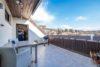 ++RESERVIERT++ Stadtwohnung in LÖ-Stetten mit Wow-Effekt, Dachterrasse, Traumblick und mehr - Balkon