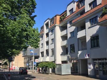 ++VERMIETET++  4,5 Zi.-Wohnung mit großem Balkon in Lörrach (Zentrum), 79539 Lörrach, Etagenwohnung
