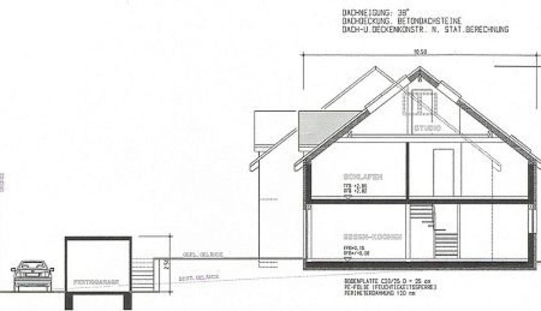 doppelhaush lfte in l rrach hauingen euro 135 m. Black Bedroom Furniture Sets. Home Design Ideas