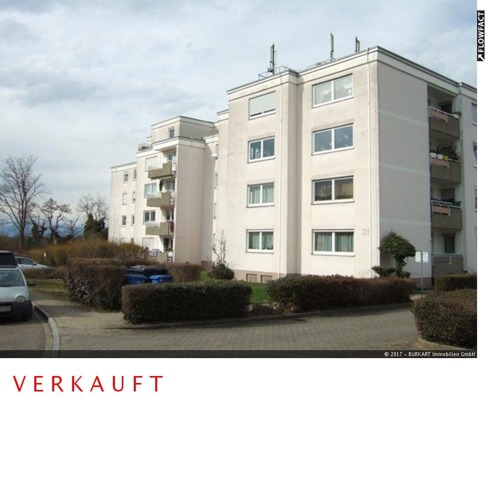 ++VERKAUFT++   3-Zi.-Eigentumswohnung in Bad Bellingen, 79415 Bad Bellingen, Etagenwohnung