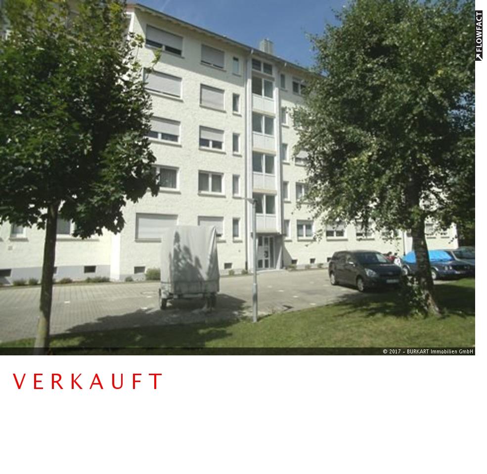 ++VERKAUFT++     Gepflegte, renovierte 2-Zi.-Eigentumswohnung in Lörrach, 79539 Lörrach, Etagenwohnung