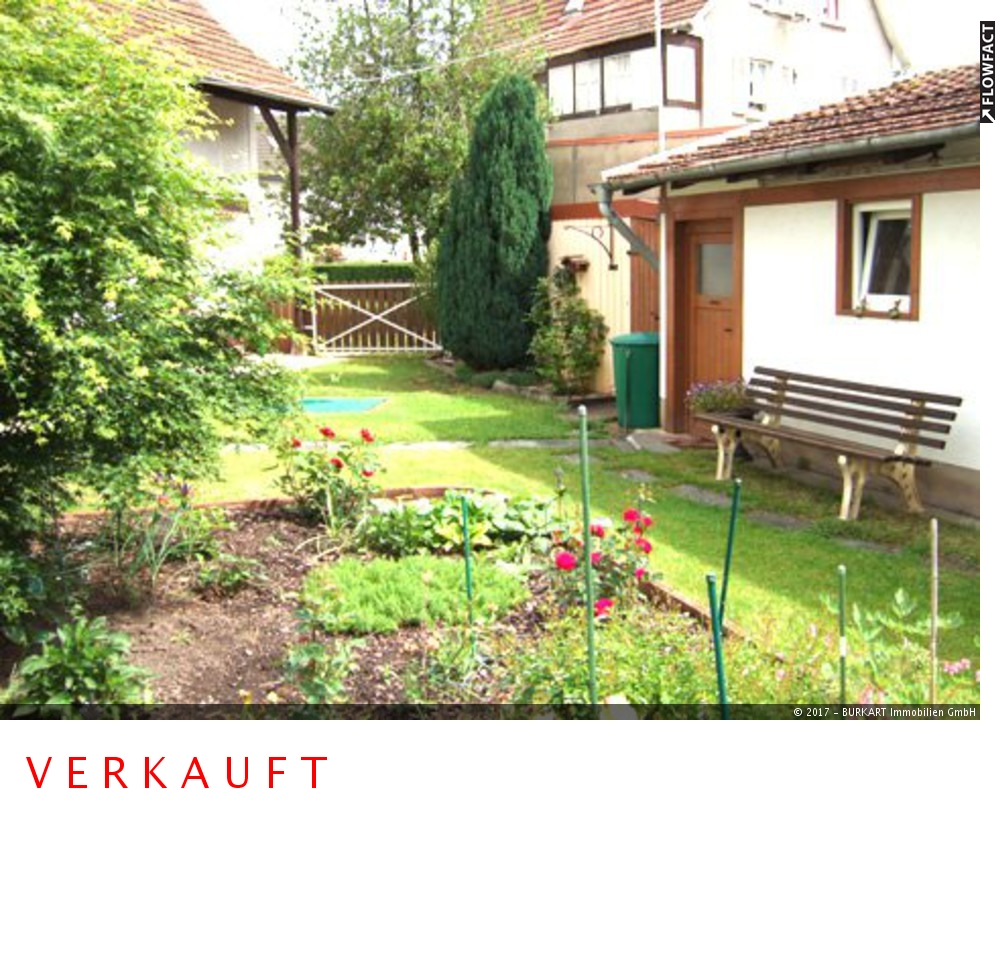 ++VERKAUFT++  Charmantes Reihen-Eckhaus mit Garten in Steinen, 79585 Steinen, Reiheneckhaus