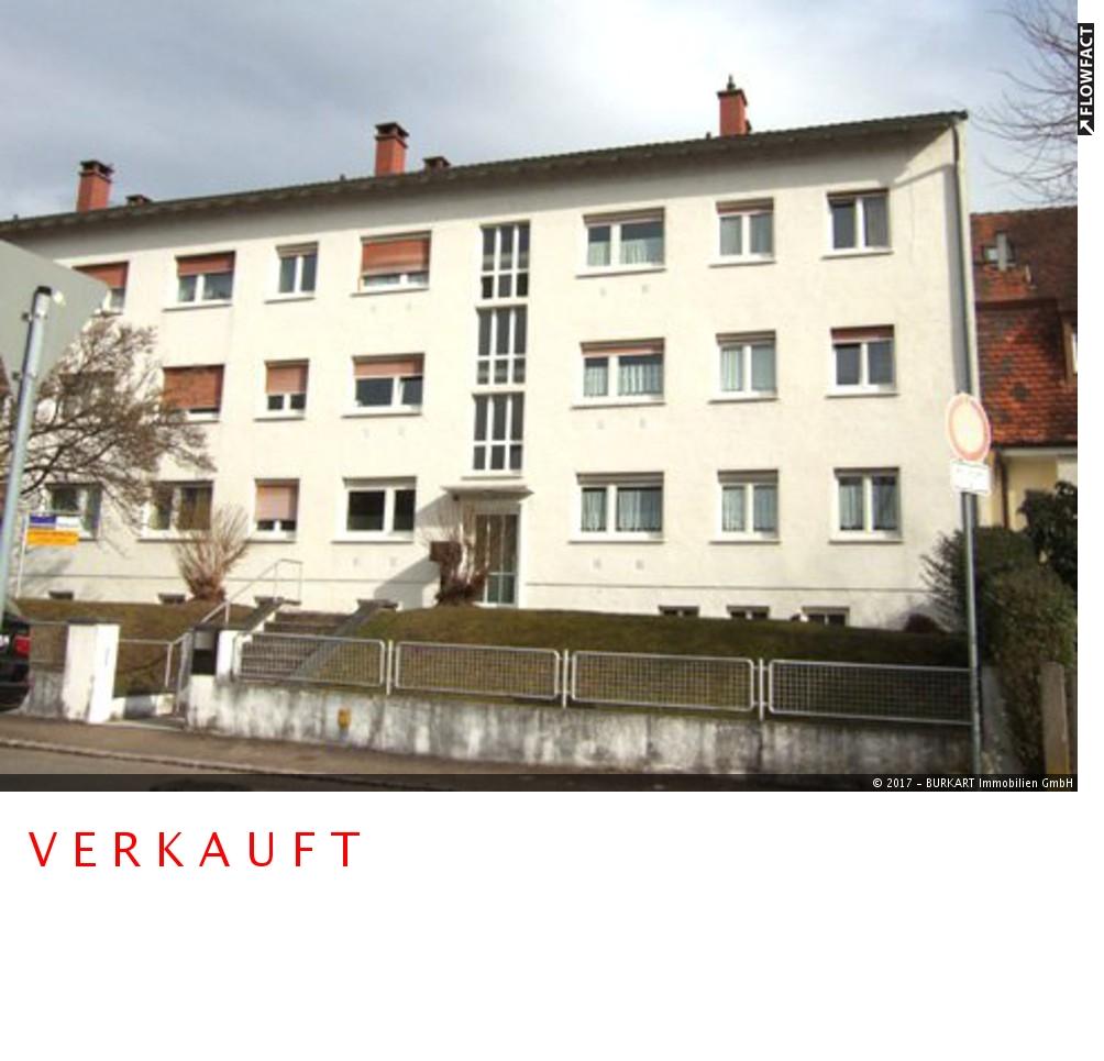 ++VERKAUFT++  Grenznahe 3-Zi.-Wohnung in Lörrach-Stetten, 79540 Lörrach (Stetten), Etagenwohnung