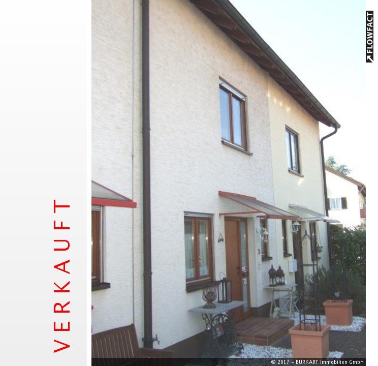 ++VERKAUFT++   Einfamilien-Reihenhaus in Weil am Rhein (Altweil), 79576 Weil am Rhein (Altweil), Reihenmittelhaus