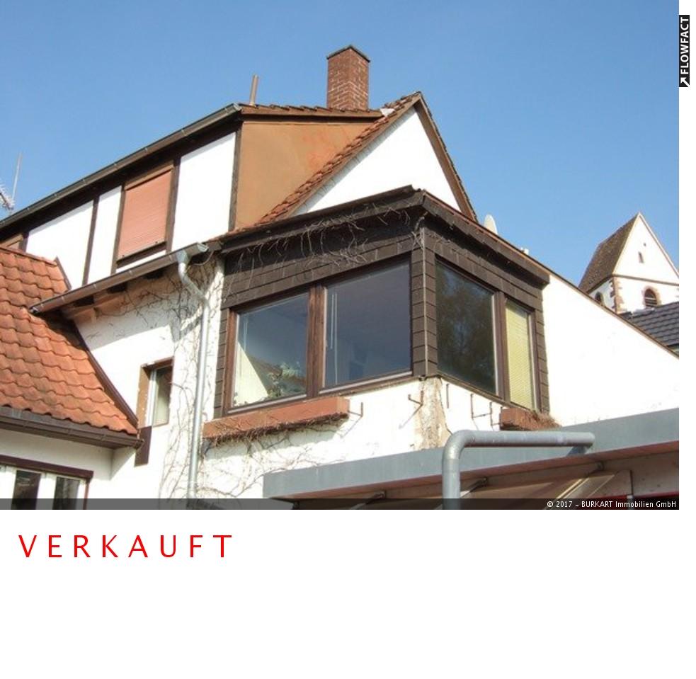 ++VERKAUFT++   Zentral und ruhig gelegene 4-Zi.-Wohnung in Lörrach (Brombach), 79541 Lörrach (Brombach), Etagenwohnung