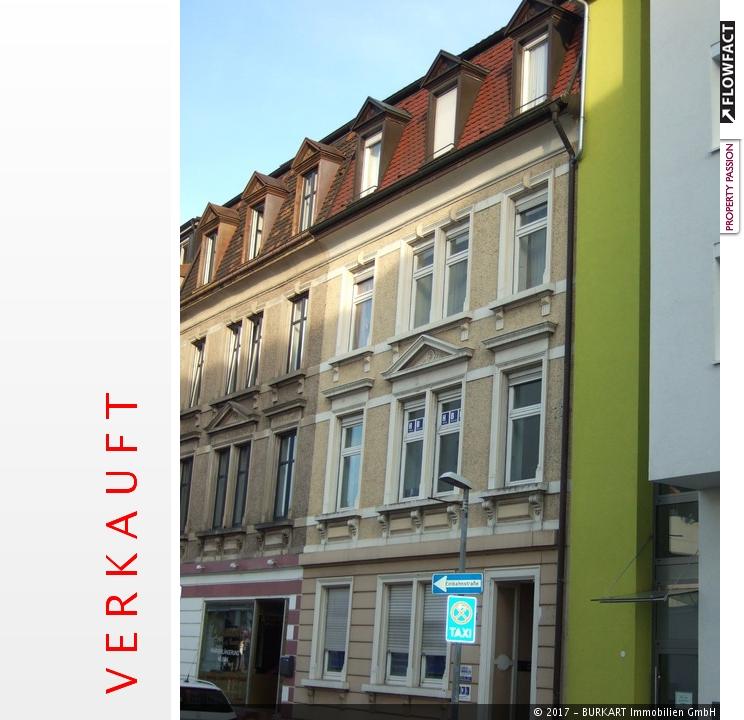 ++VERKAUFT++  Charmantes Wohn-Bürohaus in zentraler Lage von Rheinfelden, 79618 Rheinfelden, Mehrfamilienhaus