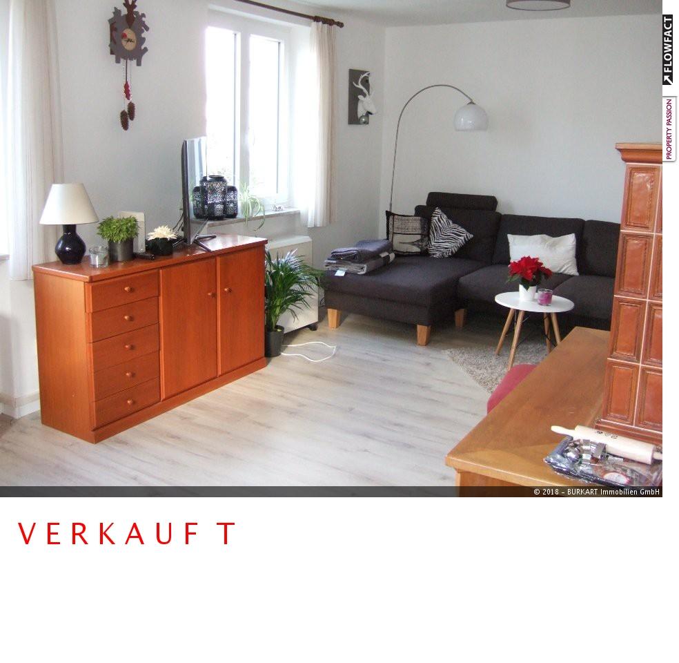 ++VERKAUFT++   TOP TIPP für Anleger und Investoren- 2- Zi.-Altbauwohnung in Lörrach (Brombach), 79541 Lörrach (Brombach), Etagenwohnung
