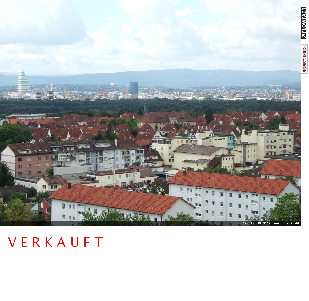 ++VERKAUFT++   Schöne Aussichten- zentral und ruhig – 3-Zi.-Wohnung in Weil am Rhein, 79576 Weil am Rhein, Etagenwohnung