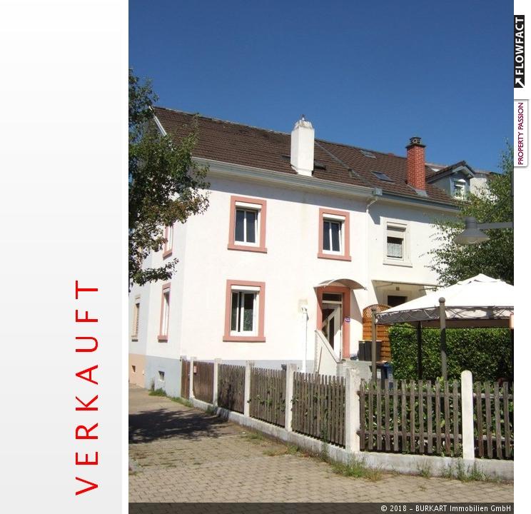 ++VERKAUFT++ Haus statt Wohnung – Reihen-Eckhaus (Köchlinhaus) in Lörrach, 79540 Lörrach, Reiheneckhaus