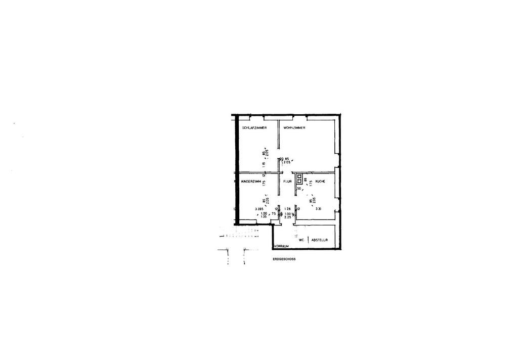etagenwohnung in l rrach hauingen 78 m. Black Bedroom Furniture Sets. Home Design Ideas
