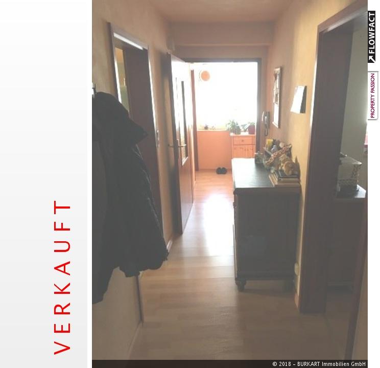 ++VERKAUFT++ Gepflegte 3-Zi.-Eigentumswohnung in Lörrach (Hauingen), 79541 Lörrach (Hauingen), Etagenwohnung