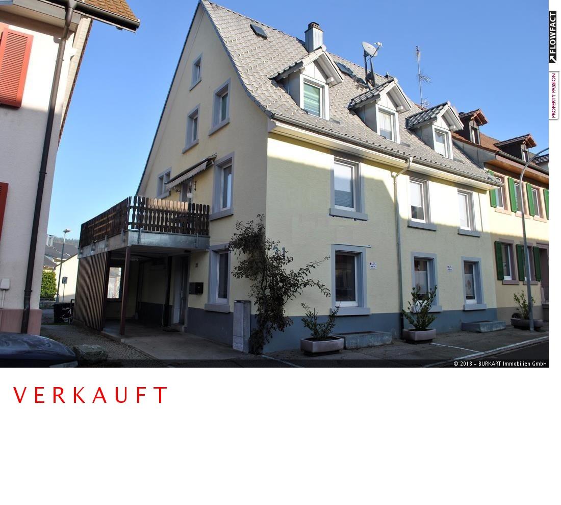 ++VERKAUFT++  3-Fam.-Haus in Steinen. Gelegenheit für Eigennutzer – Rendite für Kapitalanleger, 79585 Steinen, Mehrfamilienhaus