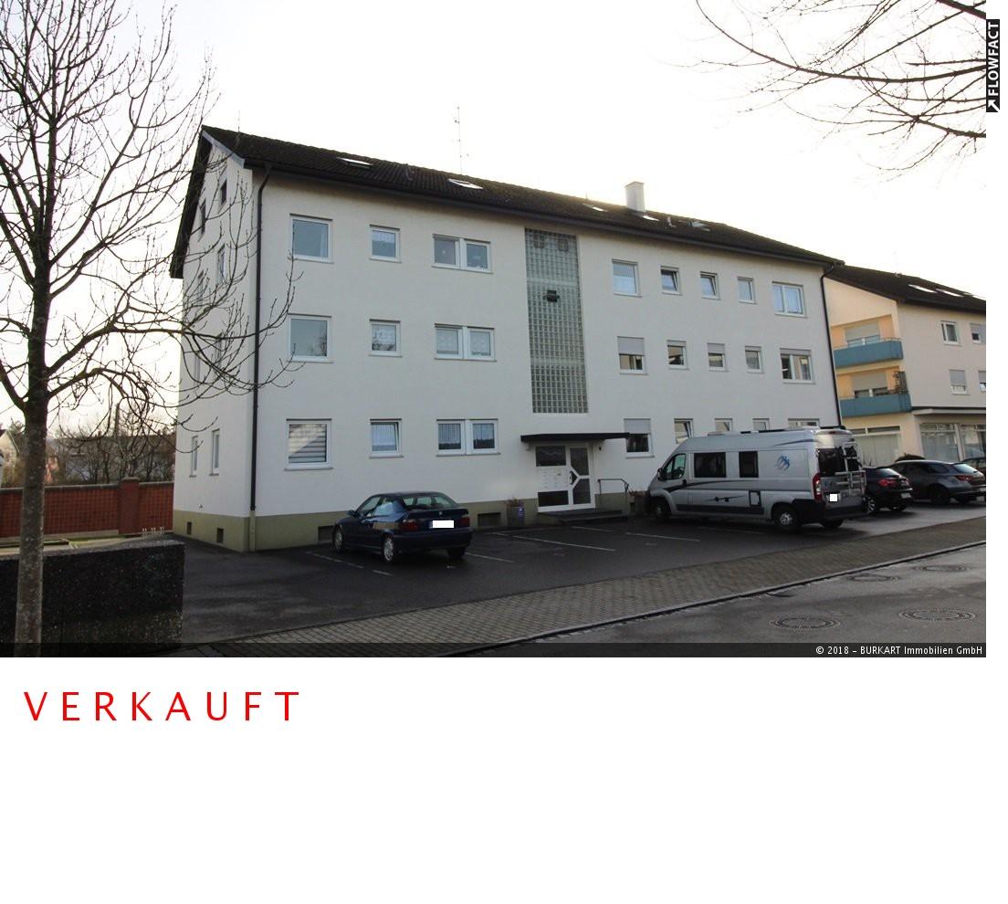 ++VERKAUFT++  Schöne 2-Zi. Souterrain-Wohnung in LÖ-Hauingen, 79541 Lörrach (Hauingen), Etagenwohnung