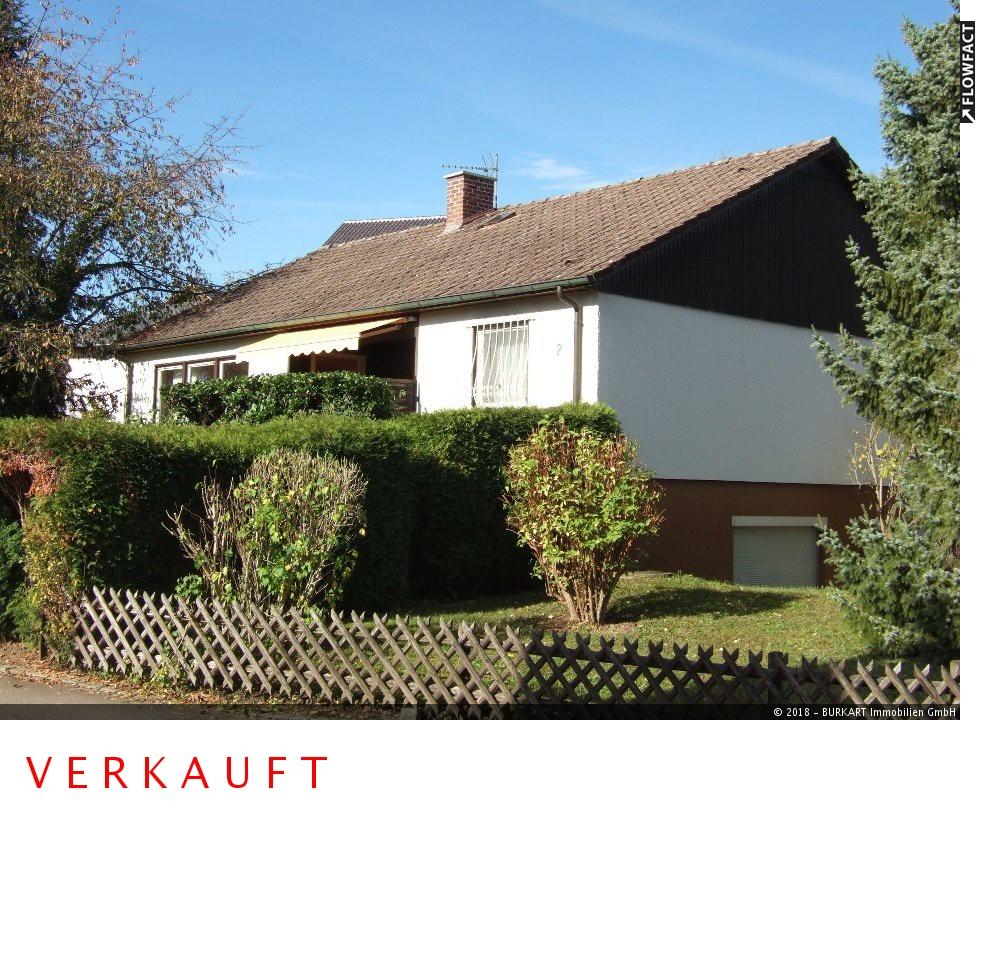 ++VERKAUFT++  WOHLFÜHLHAUS mit Garten, Bäumen & vielen Pluspunkten in Kandern, 79400 Kandern, Einfamilienhaus
