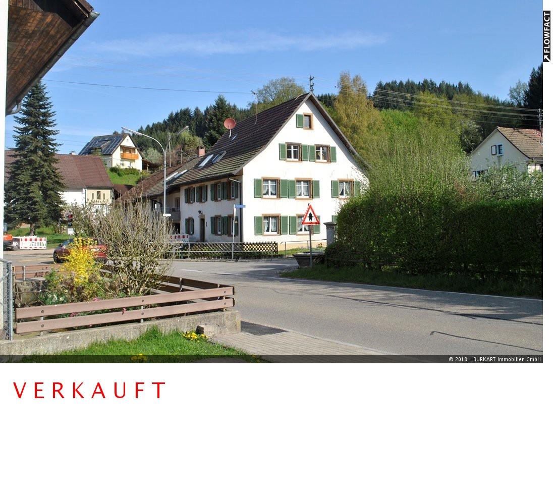 ++VERKAUFT++  Bauernhof, Alt-& Neubau-Mix, Stallungen und jede Menge freies Land in Enkenstein, 79650 Schopfheim (Enkenstein), Mehrfamilienhaus