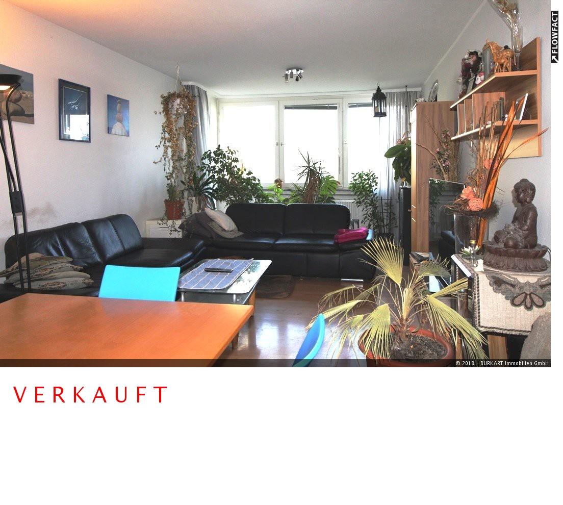 ++VERKAUFT++  Zentral und ruhig – Große 3-Zi.-Wohnung in Weil am Rhein, 79576 Weil am Rhein, Etagenwohnung