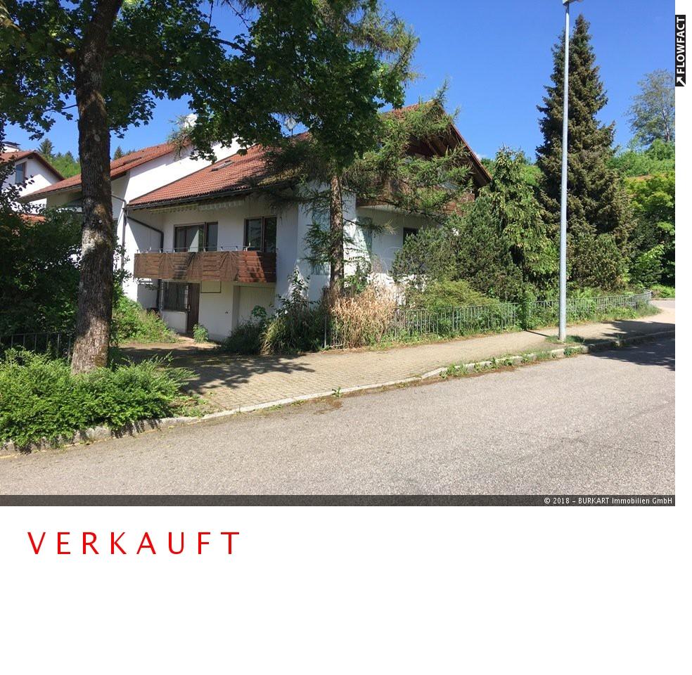 ++VERKAUFT++  So will ich wohnen. Ein tolles Haus im Grünen! 6 Zi. ca. 160 m² plus Extras, 79664 Wehr, Doppelhaushälfte